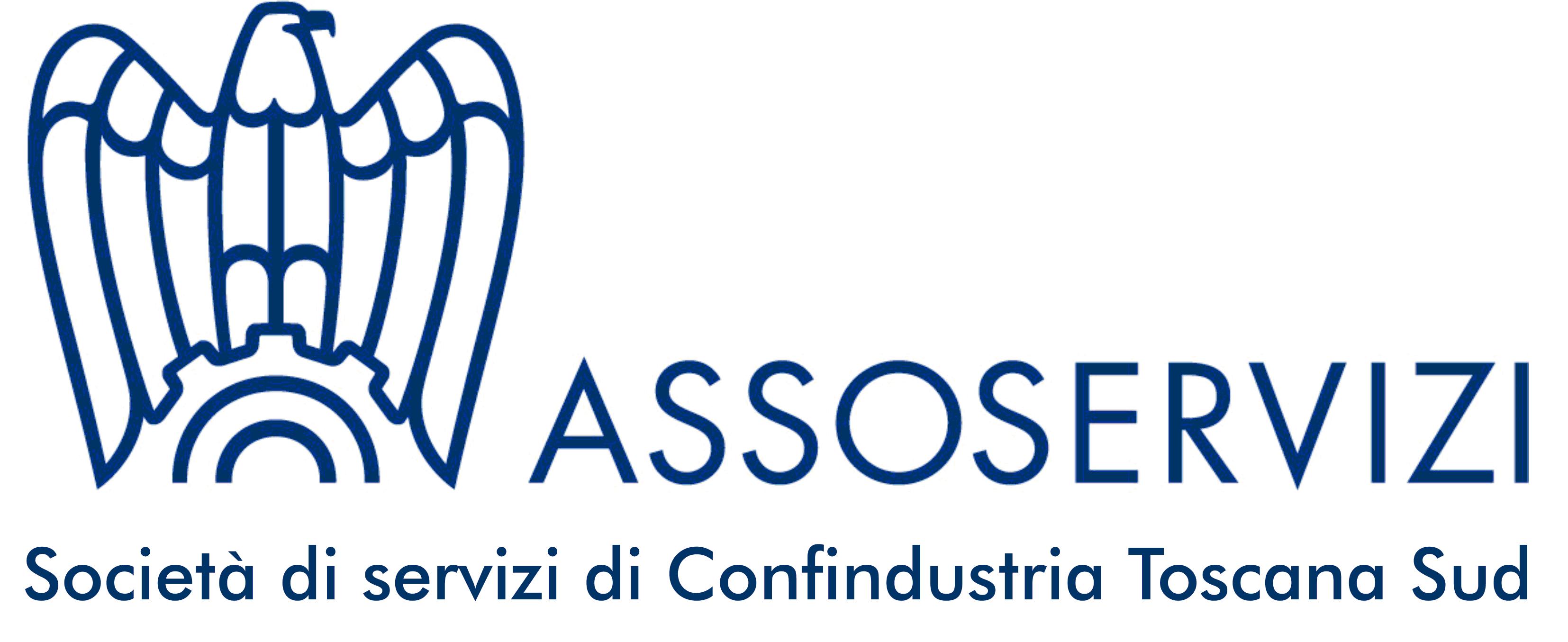 Logo di Assoservizi Siena, società di Confindustria Toscana Sud