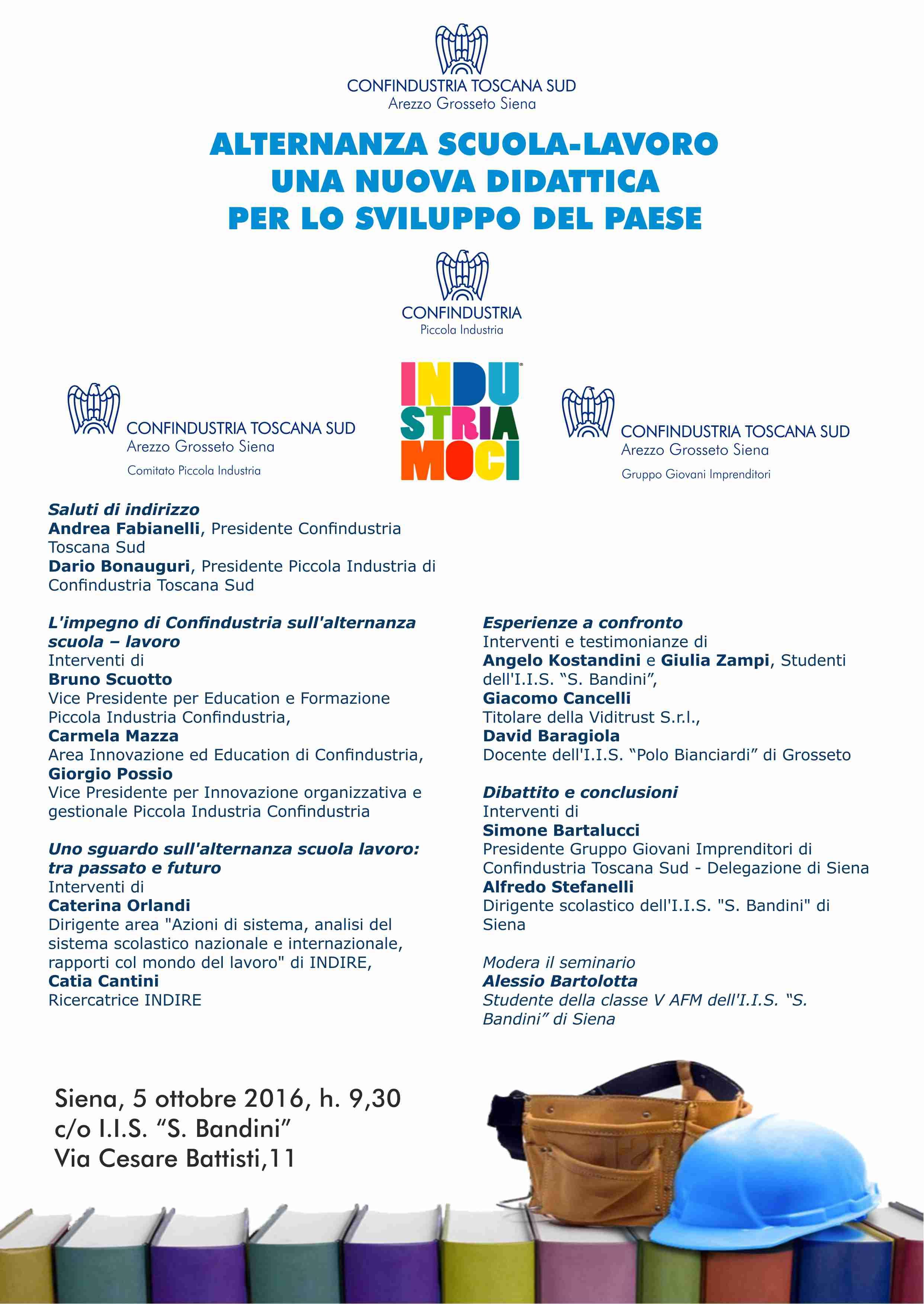scuola-lavoro-5-ottobre-2016-programma-siena