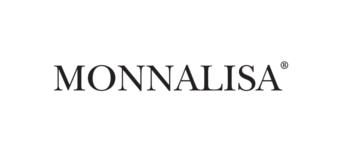 Logo dell'Azienda Monnalisa, azienda di abbigliamento per bambini con sede ad Arezzo